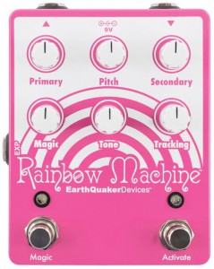 EarthQuaker Devices Rainbow Machine Polyphonic Pitch Mesmmerizer v2 Pedal