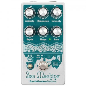 EarthQuaker Devices Sea Machine v3 Super Chorus Pedal