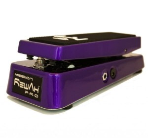 Mission Engineering ReWah-Pro Wah Pedal