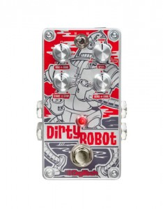 DigiTech Dirty Robot Stereo Synth Pedal