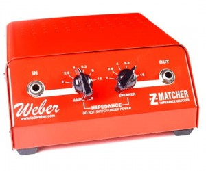 Ted Weber Z-Matcher 100W Impedance Matcher