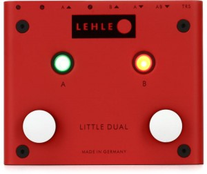 Lehle Little Dual II ABY Switcher