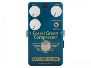 Mad Professor Forest Green Compressor Hand Wired Pedal