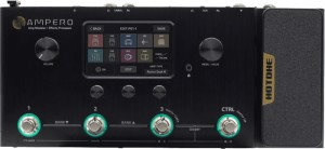 Hotone Ampero Amp Modeler/Effects Processor