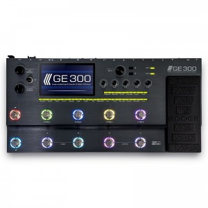 Mooer GE300 Multi-Effects Processor