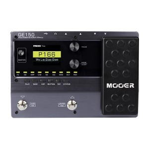 Mooer GE150 Amp Modelling & Multi-Effects Pedal