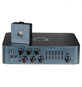 Darkglass Electronics Alpha Omega 900 Watt Bass Head