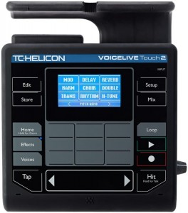 TC-Helicon VoiceLive Touch 2 Vocal Effects Processor
