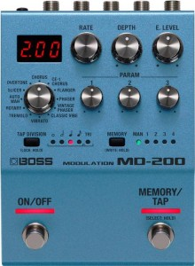BOSS MD200 Modulation Pedal