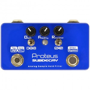 Subdecay Proteus MKII Envelope Filter Pedal