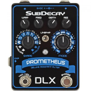 Subdecay Prometheus DLX Resonant Filter Pedal