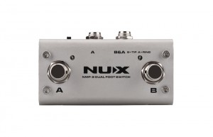 NUX NMP2 Dual Footswitch