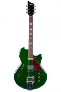 Supro Conquistador Semi-Hollowbody Guitar