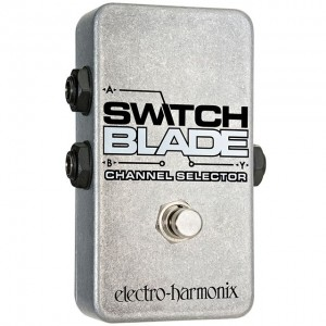 Electro-Harmonix Switchblade Channel Selector Pedal