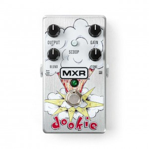 MXR DD25V2 Green Day Dookie Drive v2 Pedal