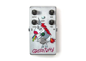 MXR DD25V3 Green Day Dookie Drive v3 Pedal