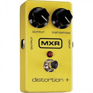 MXR M104 Distortion+ Pedal