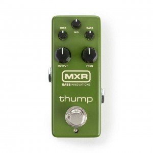 MXR M281 Thump Bass Preamp Pedal