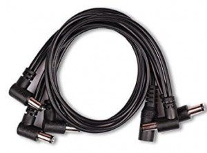 Mooer PDC-5a 5 Angled Daisy Chain Cable