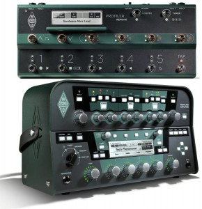 Kemper Profiling Amplifier Power Head with Remote