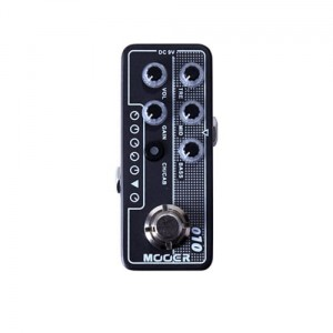 Mooer Micro Preamp 010 Two Stones Pedal