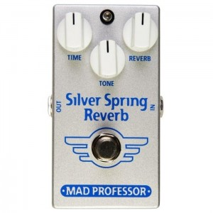 Mad Professor Silver Spring Reverb (Factory Pedal)