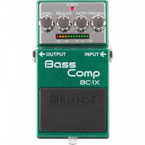 Boss BC1X Bass Comp Pedal