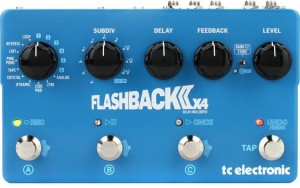 TC Electronic Flashback 2 X4 Delay & Looper Pedal