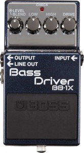 Boss BB-1X Bass Driver Pedal (Incl. 1 Year Warranty)