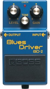 Boss BD2(T) Blues Driver Pedal (Incl. 1 Year Warranty)