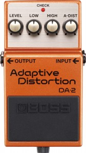 Boss DA-2 Adaptive Distortion Pedal (Incl. 1 Year Warranty)