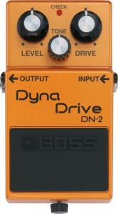 Boss DN-2 Dyna Drive Overdrive Pedal (Incl. 1 Year Warranty)