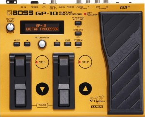 Boss GP-10GK Guitar Effects Processor w/ GK-3 Pick up (Incl. 1 Year Warranty)