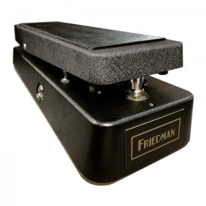 Friedman No More Tears Gold 72 Wah Pedal