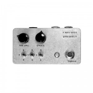 Fairfield Circuitry The Unpleasant Surprise Experimental Fuzz/Gate Pedal