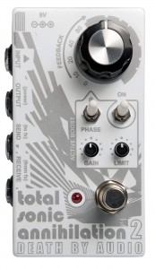Death By Audio Total Sonic Annihilation 2 Pedal