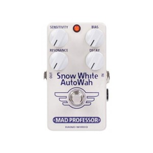 Mad Professor Snow White Auto Wah Hand Wired Pedal