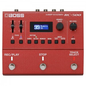 Boss RC-500 Loop Station Pedal (Incl. 1 Year Warranty)