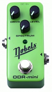 Nobels ODR Mini Overdrive Pedal