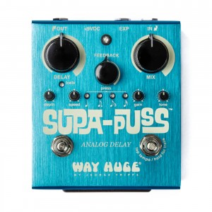 Way Huge WHE707 Supa Puss Analog Delay Pedal