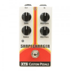 XTS Shapecharger Multi-Function Boost Pedal