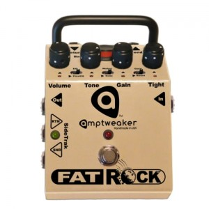 Amptweaker Fat Rock Pedal Overdrive/Distortion Pedal