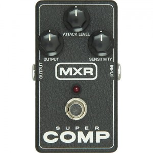 MXR M132 Super Comp Compressor Pedal