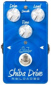 Suhr Shiba Drive Reloaded Overdrive Pedal