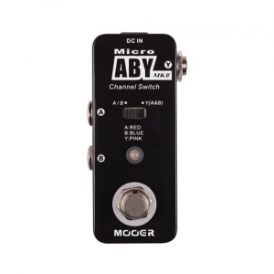 Mooer ABY MKII Switcher Pedal