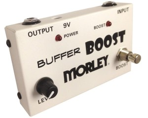 Morley MBB Buffer Boost Pedal