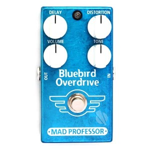 Mad Professor Bluebird Overdrive Delay (Factory Pedal)