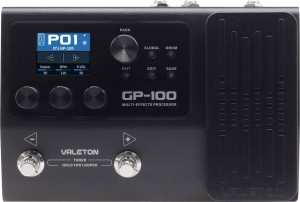 Valeton GP-100 Multi-Effects Processor