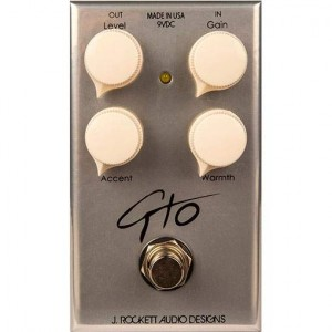 J. Rockett GTO (Guthrie Trapp Overdrive) Pedal