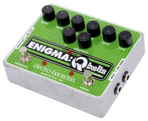 Electro-Harmonix Enigma Q Balls Envelope Filter for Bass Guitar